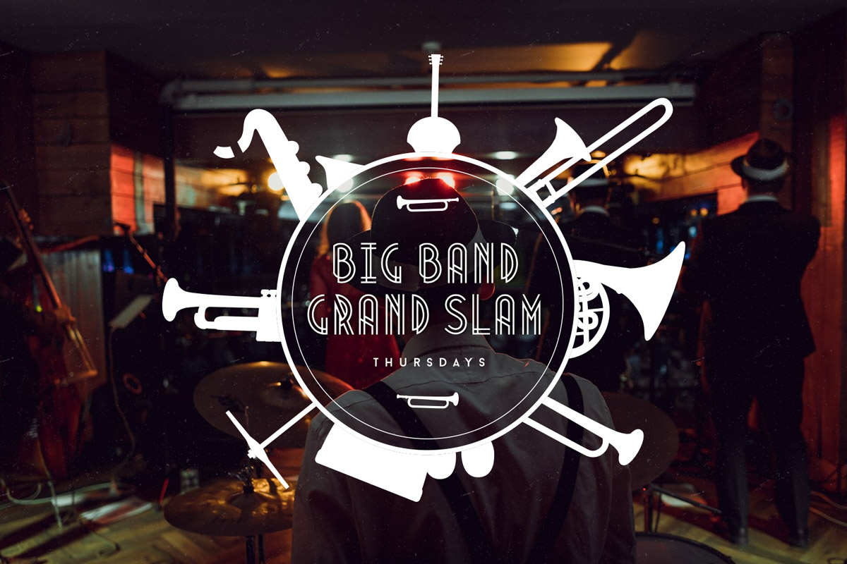 Big Band Grand Slam at Brewhemia Edinburgh