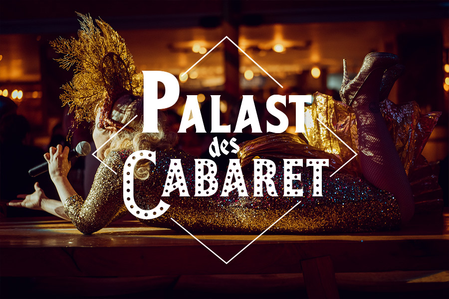 Palast Des Cabaret at Brewhemia Edinburgh