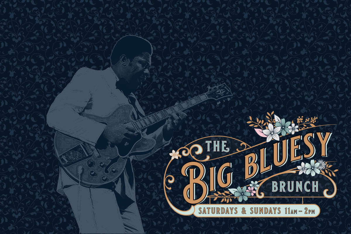 Bluesy Brunch at Brewhemia Edinburgh