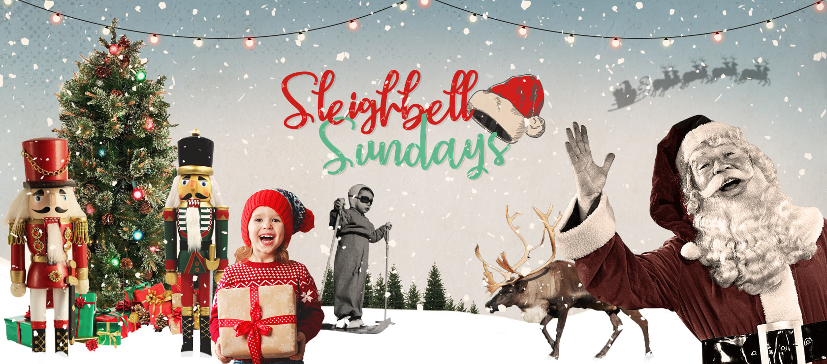 Sleighbell Sundays Brewhemia Edinburgh